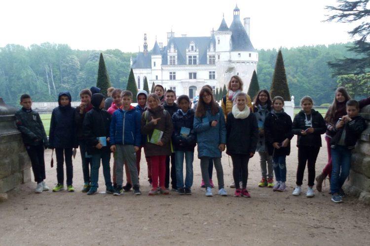 Voyage scolaire CM2 – 2 et 3 mai 2017
