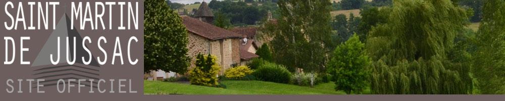 Commune de Saint-Martin de Jussac